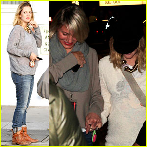 Drew Barrymore & Cameron Diaz: Coldplay Concert!