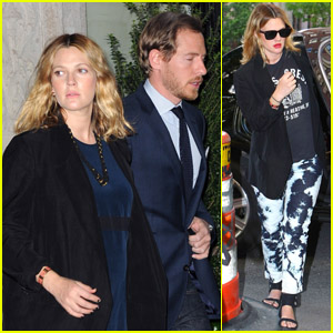 Drew Barrymore & Will Kopelman: Engagement Party!