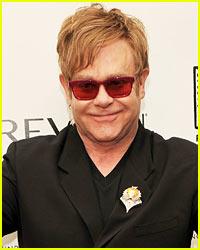 Elton John: Hospitalized for Respiratory Infection