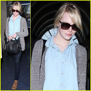Emma Stone: MTV Trailblazer Award Recipient!