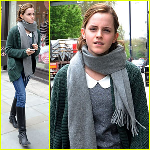 Emma Watson: Obsessed with French Pharmacies!
