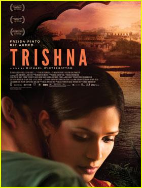 Freida Pinto: 'Trishna' Poster!