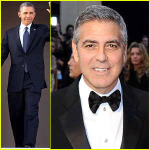 George Clooney's Obama Fundraiser - Party Highlights!