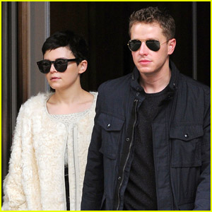 Ginnifer Goodwin: 'Live with Kelly' & 'Good Morning America' Thursday!