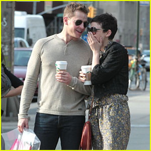 Ginnifer Goodwin & Josh Dallas: 'Once Upon A Time' Finale!