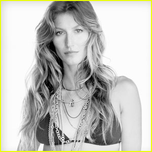 Gisele Bundchen: David Yurman Ad Campaign Pics!