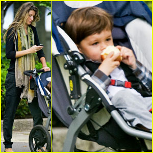 Gisele Bundchen Expecting Second Child?