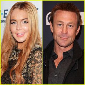 Grant Bowler: Lindsay Lohan's 'Liz & Dick' Co-Star!