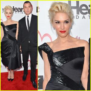 Gwen Stefani: Heart Foundation Gala with Gavin Rossdale