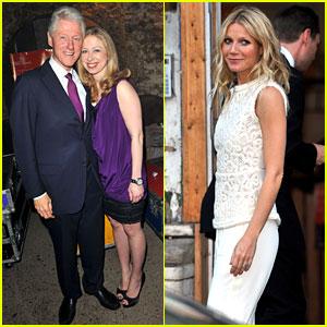 Gwyneth Paltrow: Clinton Foundation Event Host!