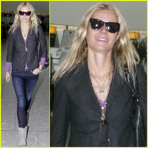 Gwyneth Paltrow Cried 'Many, Many Tears' for Adam Yauch
