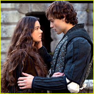Hailee Steinfeld & Douglas Booth: 'Romeo & Juliet' First Look!