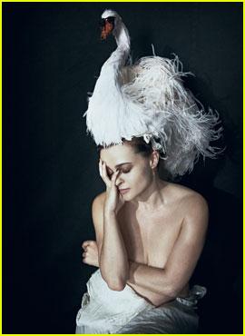 Daniel Radcliffe 'Interviews' Helena Bonham Carter