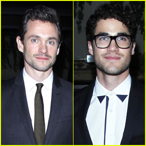 Hugh Dancy: 'Hysteria' Screening with Darren Criss!