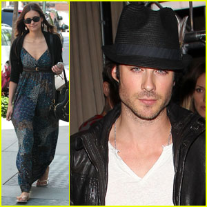 Ian Somerhalder: Love Is Complicated