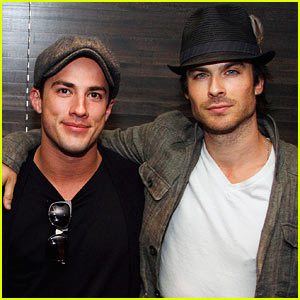 Ian Somerhalder: 'Vampire Diaries' Finale Is 'Pretty Bloody'!