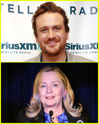 Jason Segel: Hillary Clinton Rejected My 'Mother' Offer