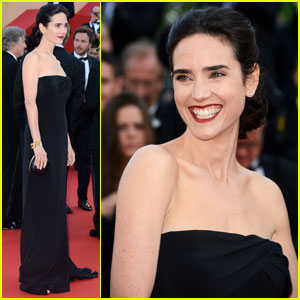 Jennifer Connelly: 'Once Upon a Time in America' Premiere!