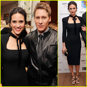 Jennifer Connelly & Dustin Lance Black: 'Virginia' Screening