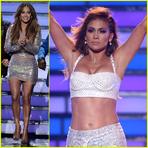 Jennifer Lopez: 'American Idol' Finale Performance!