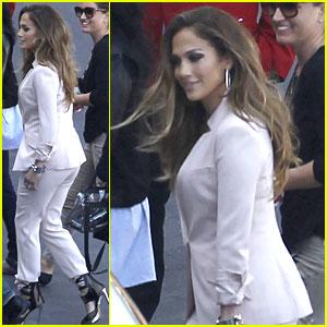 Jennifer Lopez's Last Week on 'American Idol'?