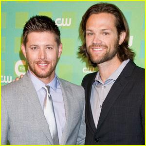 Jensen Ackles & Jared Padalecki: CW Upfront!