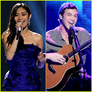 Jessica Sanchez & Phillip Phillips: 'American Idol' Finale Performances - Watch Now!