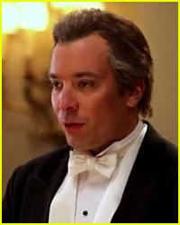 Jimmy Fallon Parodies 'Downton Abbey' Again