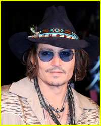 Johnny Depp Meets His Japanese Doppelganger