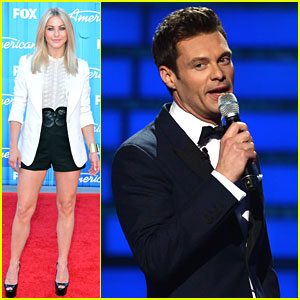 Julianne Hough: 'American Idol' Finale!