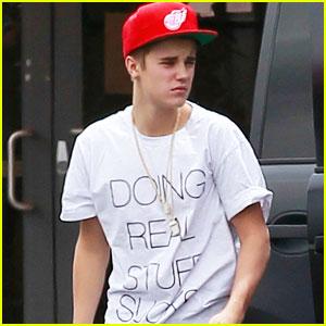 Justin Bieber: 'Doing Real Stuff Sucks'
