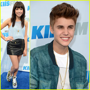 Justin Bieber: Wango Tango with Carly Rae Jepsen!