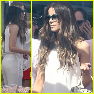 Kate Beckinsale: Memorial Day Party!