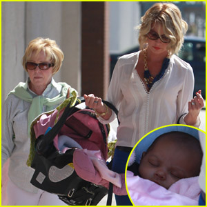 Katherine Heigl: Adalaide's First Pictures!
