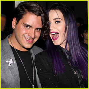 Katy Perry: Markus Molinari Birthday Party! (Exclusive)