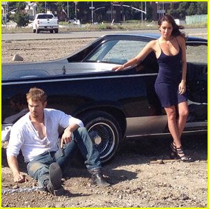 Kellan Lutz: Photoshoot with Fernanda Romero!