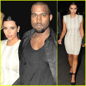 Kim Kardashian: Zuma with Kanye West!