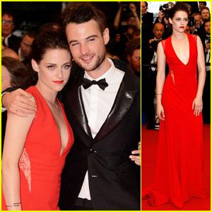 Kristen Stewart: 'Cosmopolis' Cannes Premiere!