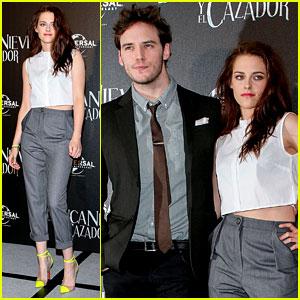 Kristen Stewart: 'Snow White' Photo Call in Mexico City!