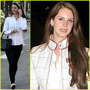 Lana Del Rey: Mulberry's 'Del Rey' Bag Has Arrived!