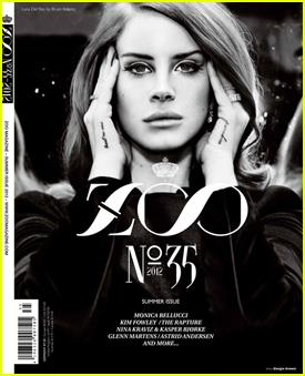 Lana Del Rey Covers 'Zoo' Magazine