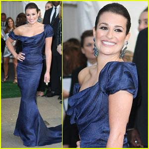 Lea Michele: 'Glamour' Women of the Year Awards 2012