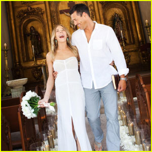 LeAnn Rimes & Eddie Cibrian: Vow Renewal Photo!