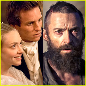 Hugh Jackman & Amanda Seyfried: 'Les Miserables' Photos!