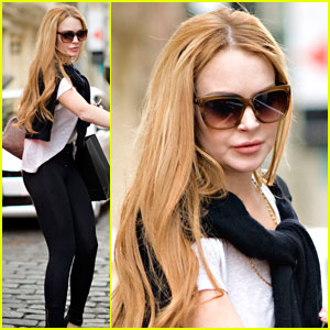 Lindsay Lohan Cleared of Hit & Run Charges