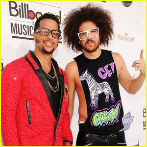 LMFAO - Billboard Awards 2012