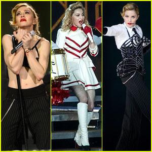 Madonna: 'MDNA' Tour in Tel Aviv!