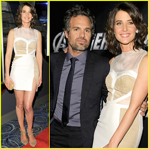 Mark Ruffalo & Cobie Smulders: 'Avengers' in Toronto!