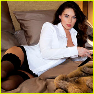 Megan Fox: Sharper Image Campaign Sneak Peak!