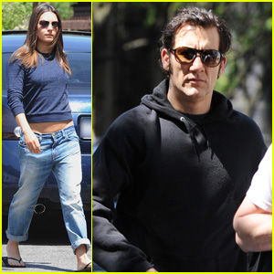 Mila Kunis & Clive Owen: 'Blood Ties' in Brooklyn